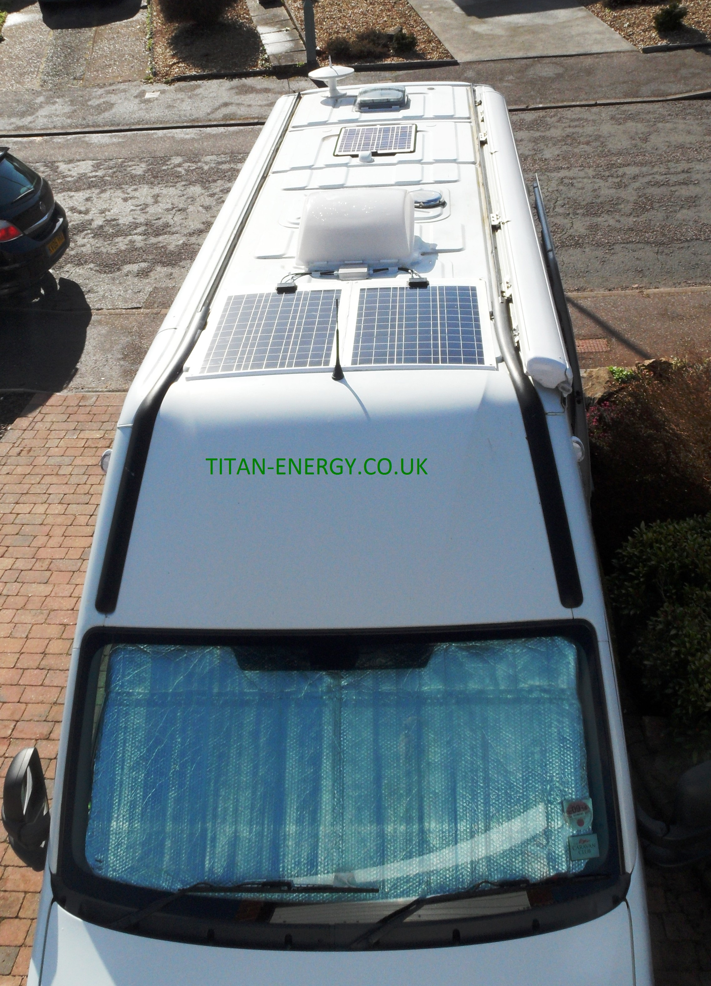 Titan Energy Uk Solar Panel Suppliers Selling 150w 120w